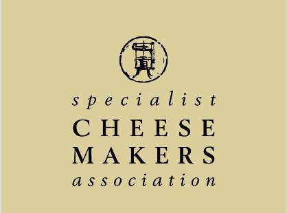 The Specialist Cheese Makers Association Logo.